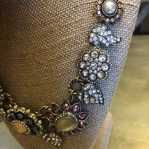 Bon Chic statement collar necklace